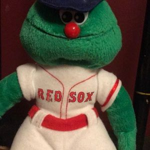 Mlb Other Boston Red Sox Wally The Green Monster Poshmark